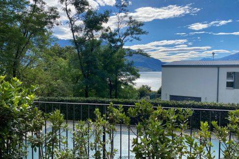 Appartamento Lago di Como Gera Lario con Piscina - piscina