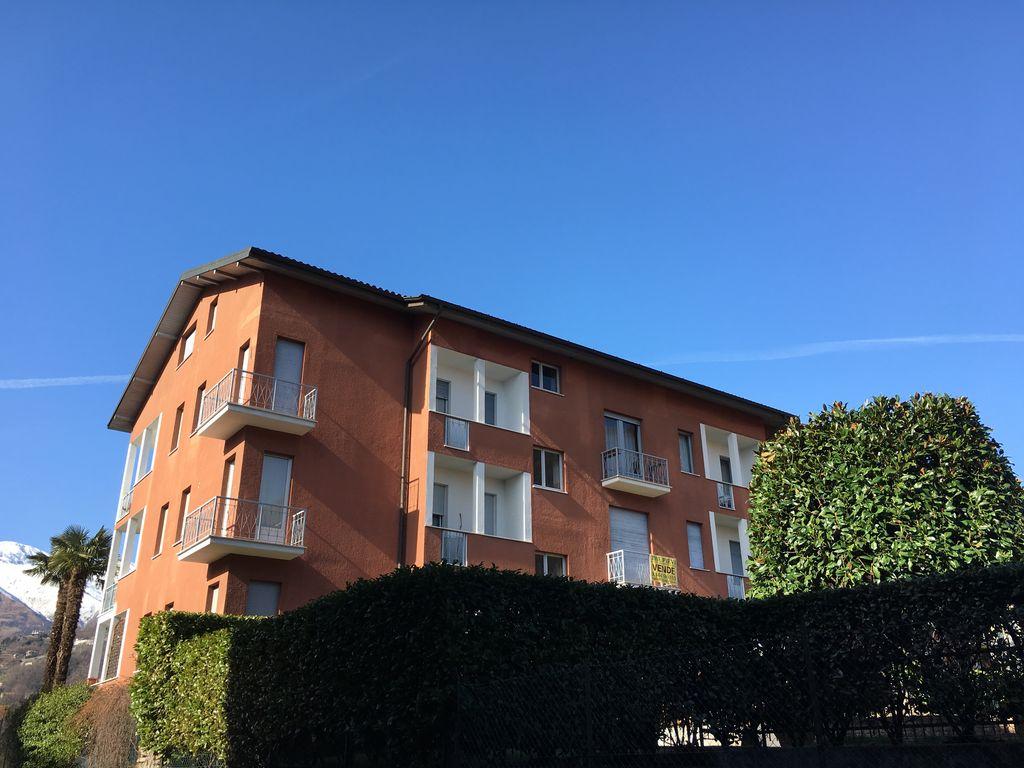 Appartamento Gravedona ed Uniti con balcone