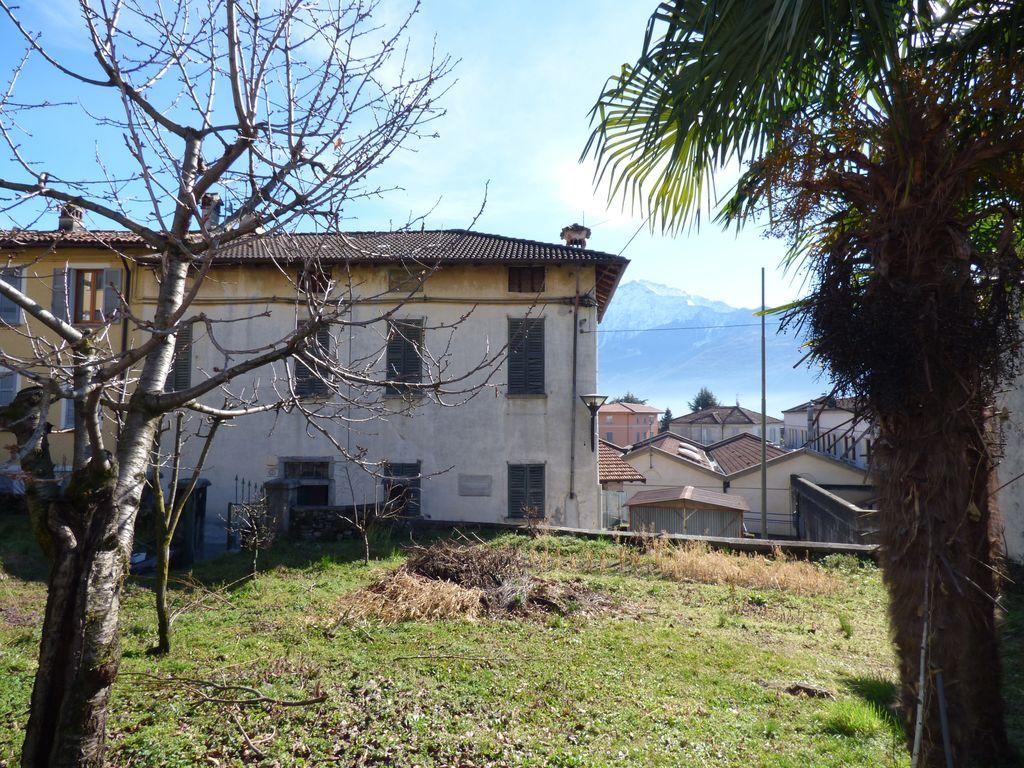 Gravedona ed Uniti Villa D'Epoca Con Vista Lago