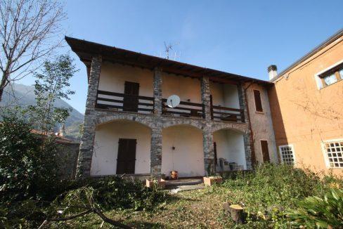 Villa Indipendente Domaso con 2 appartamenti