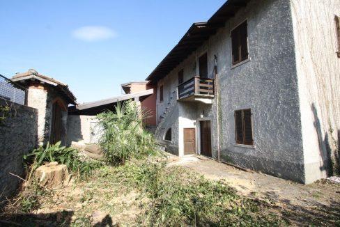 Villa Domaso su 2 livelli
