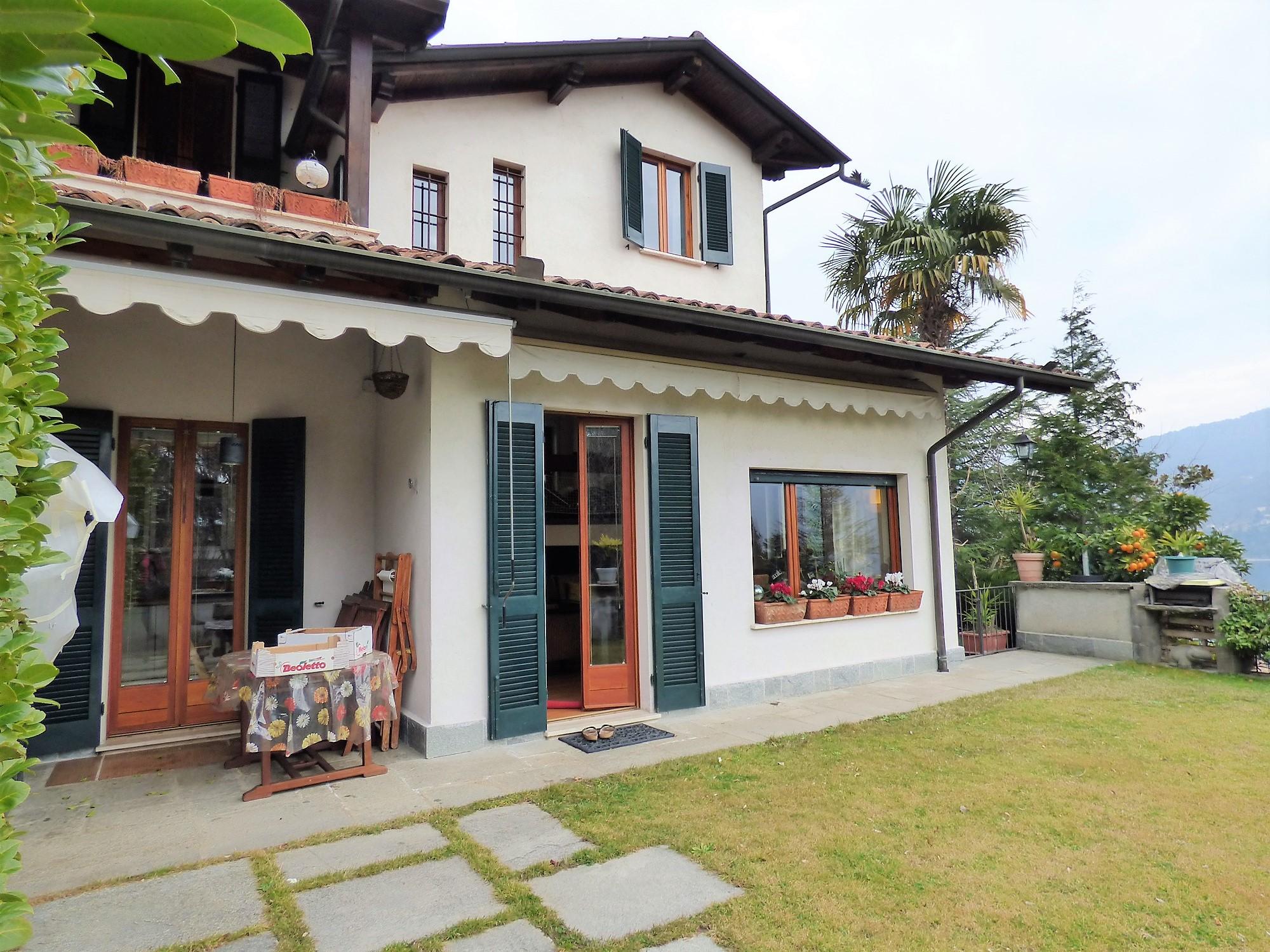Villa indipendente a Tremezzo con bellissima vista lago