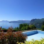 Lago di Como - Piscina