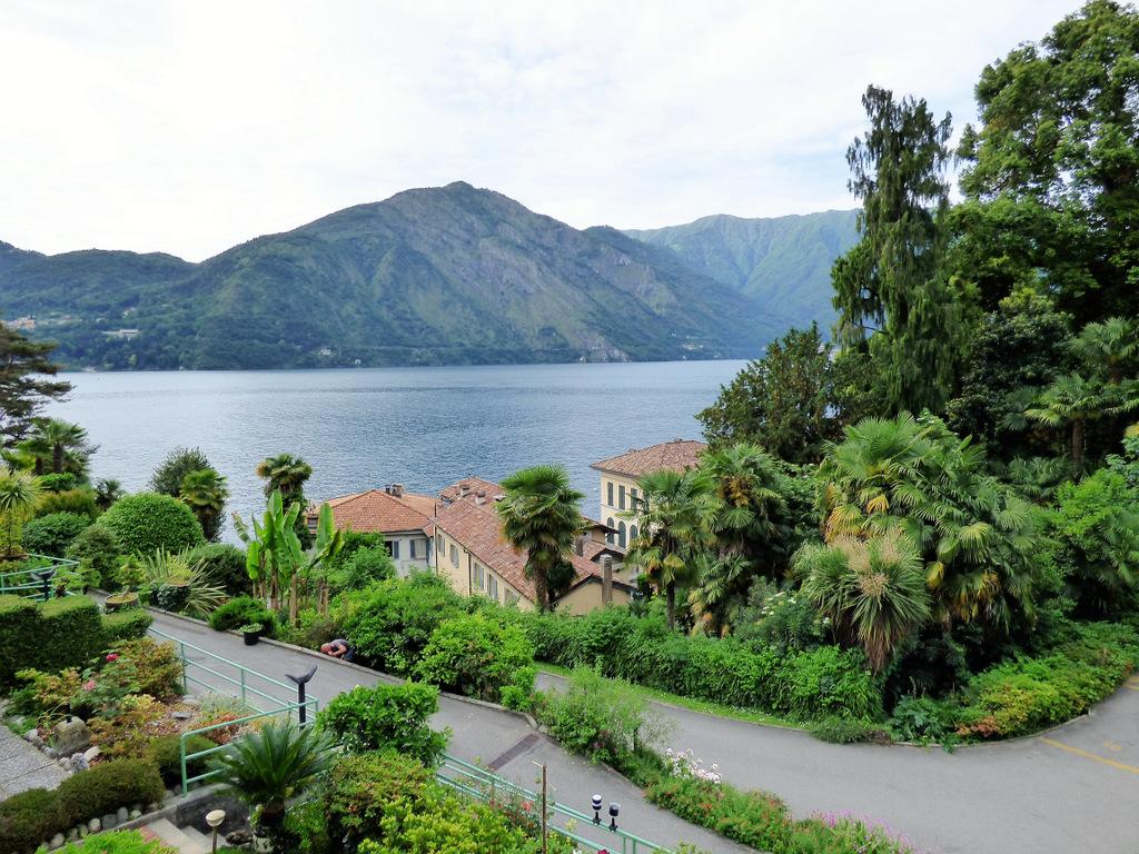 Villetta Tremezzo con giardino e vista lago
