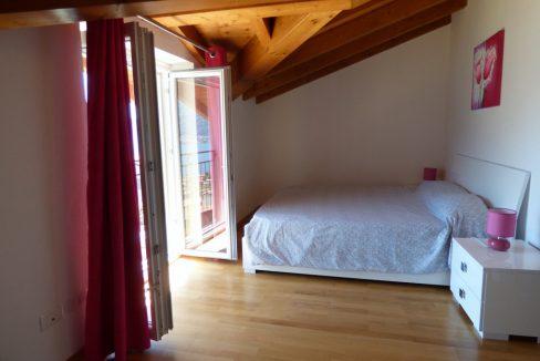 Camera da letto - San Siro appartamento