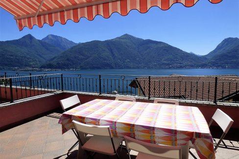 Terrazo con vista lago  - San Siro