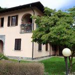 Appartamento Menaggio con giardino e vista panoramica