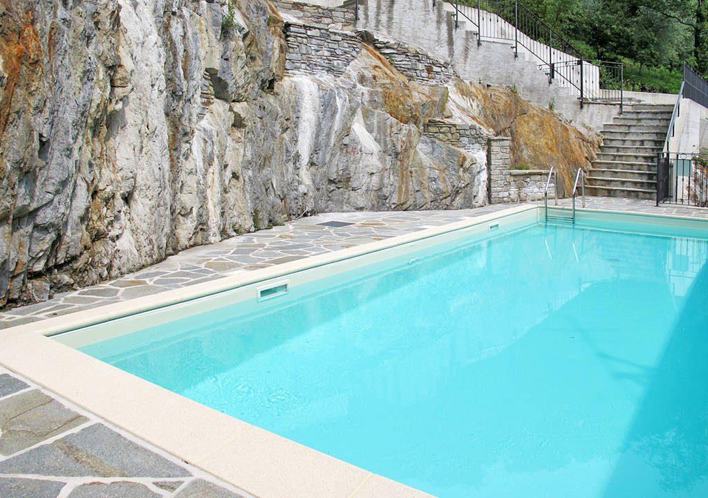 piscina appartamento San Siro