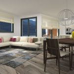 Cremia appartamenti in residence con piscina, terrazzi e vista lago