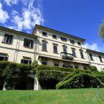 Tremezzo appartamento in villa d'epoca fronte lago con parco