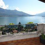 Appartamento Gera Lario vista lago como