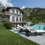 Villa a Tremezzo con piscina