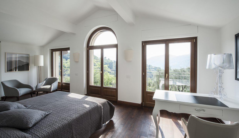 Villa a Tremezzo - Camera da letto