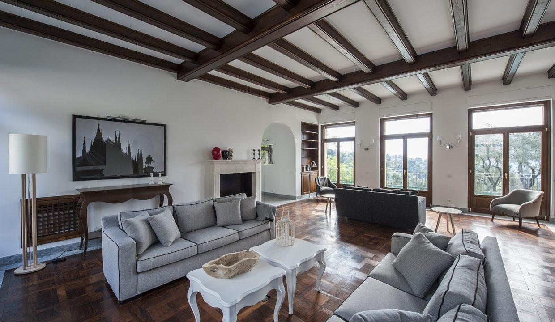 Tremezzo villa indipendente con giardino e vista lago