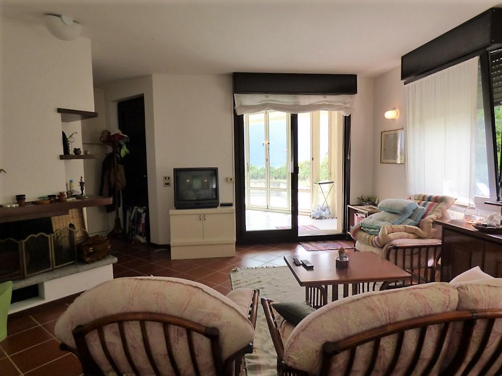 Villa Indipendente Tremezzo con parco, terrazzo e vista lago di Como
