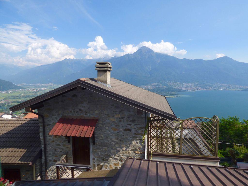 Casa Indipendente Gera Lario Collinare Vista Lago