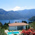Tremezzina Appartamenti in Residence con Piscina bella vista lago