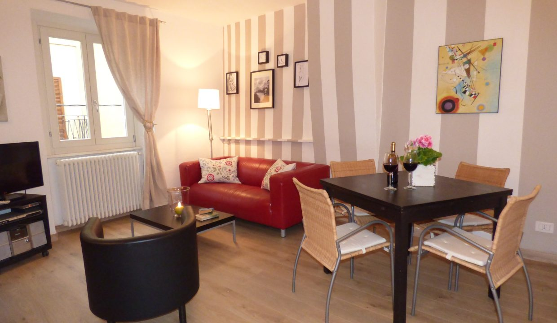 Soggiorno - Appartamento Menaggio