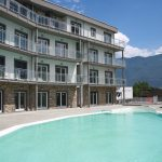 Appartamenti Residence con Piscina Domaso Lago Como soleggiato