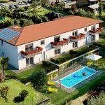 Ossuccio Appartamenti in Residence con piscina