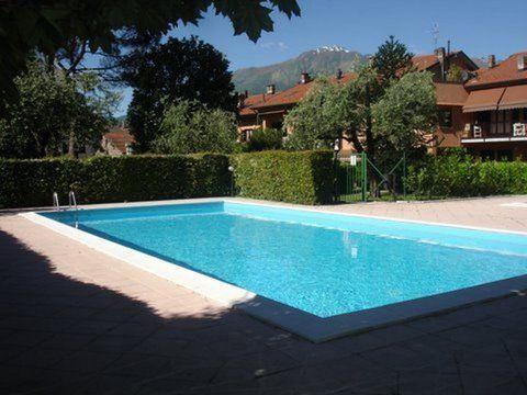 Appartamento Domaso Residence con Piscina - piscina