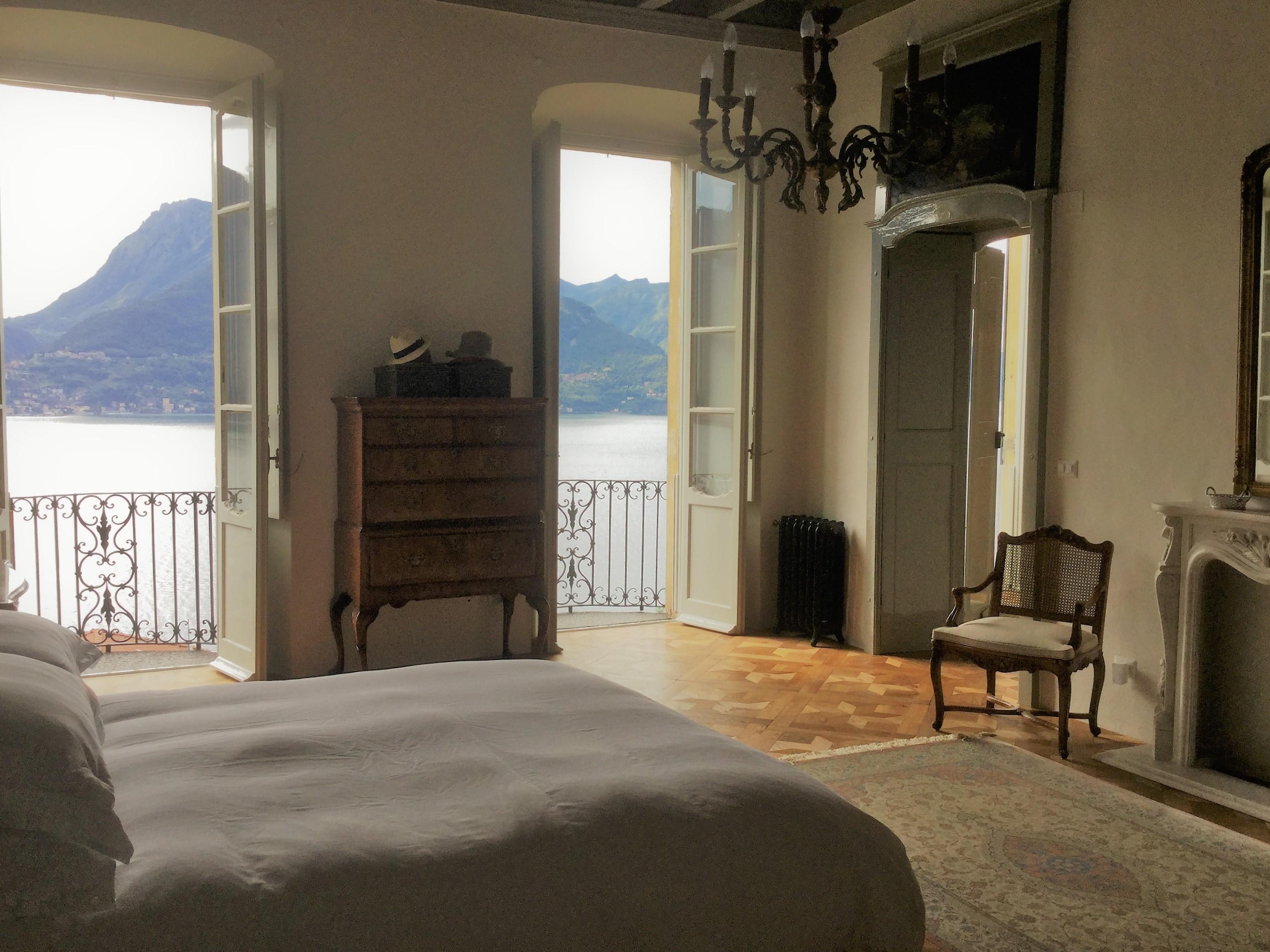 San Siro Appartamento in villa d'epoca con vista Lago Como