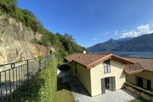 Lago Como vicinanze Menaggio Villa vista lago