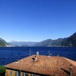Lago Como Appartamento Argegno con giardino e vista lago