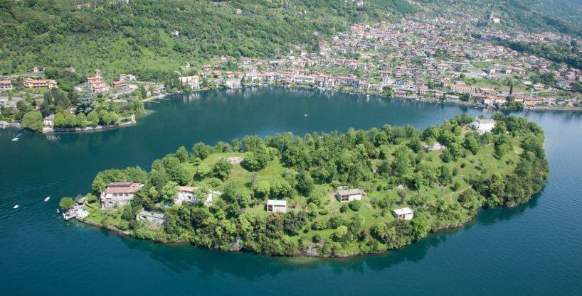 Lago Como Casa Tremezzina Fronte Lago