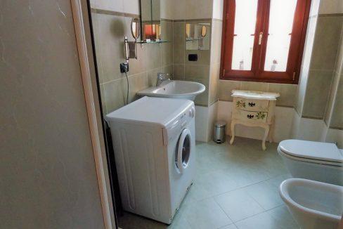 Lago di Como Tremezzo Appartamento - bagno