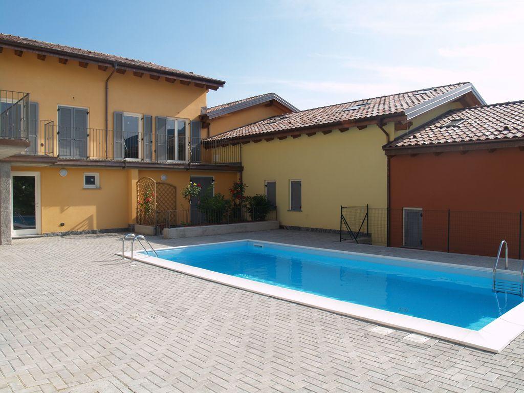 Pianello del Lario Residence con Piscina Villetta con Terrazzo