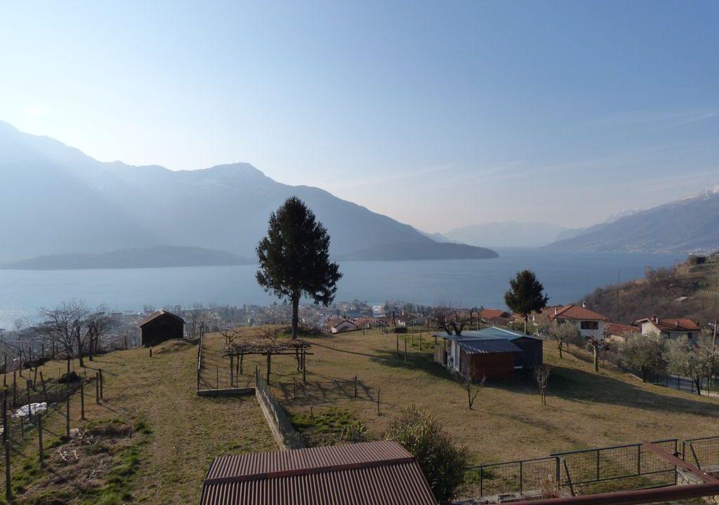 Appartamento e Giardino Vercana Lago Como