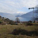Lago como Terreno edificabile Pianello del Lario vista lago