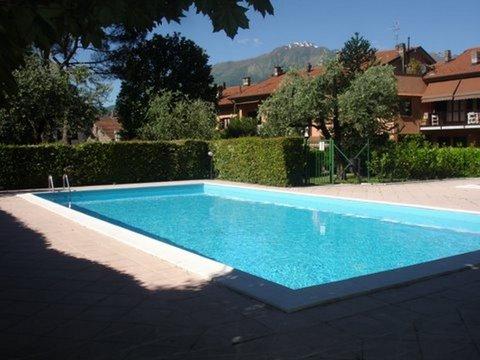 Appartamento Domaso Piscina e Parco