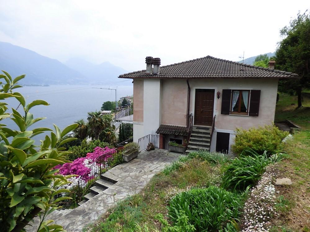 Casa cremia con giardino e vista lago - Case affitto vinovo con giardino ...