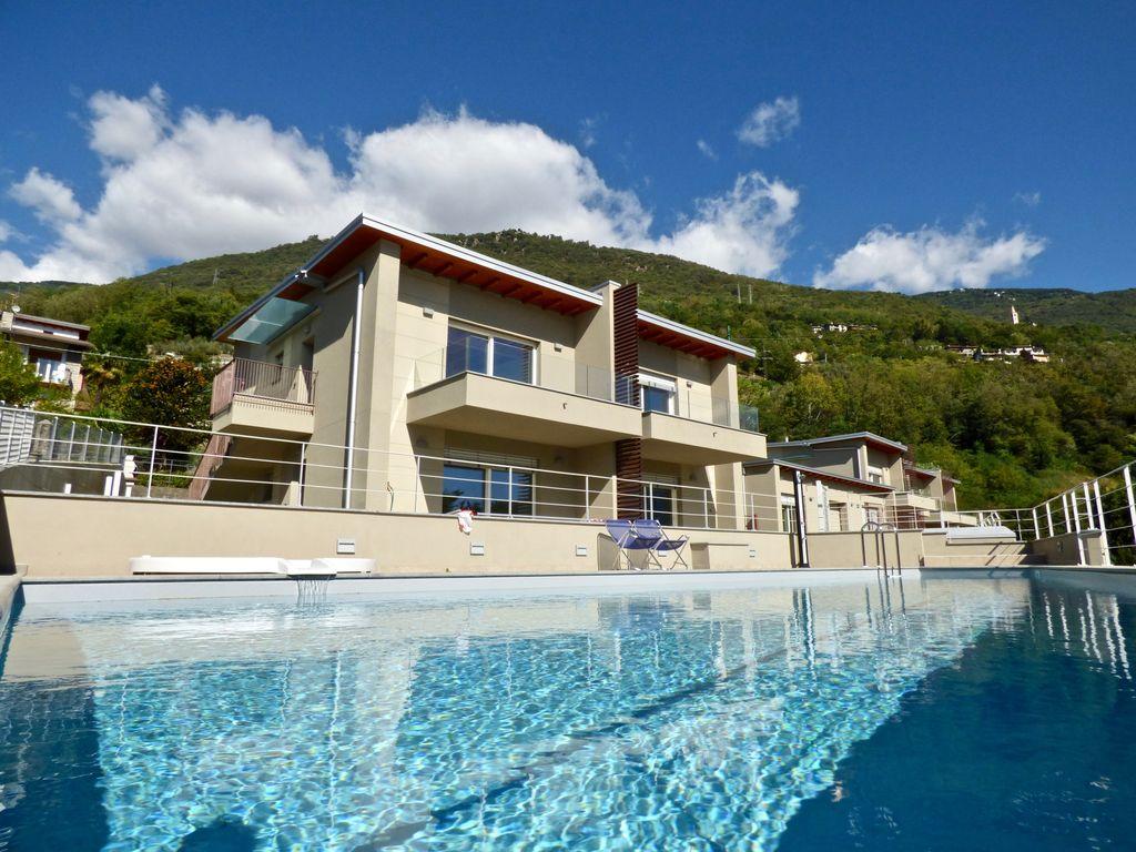 Appartamenti in moderno residence con piscina gera lario - Appartamenti con piscina ...