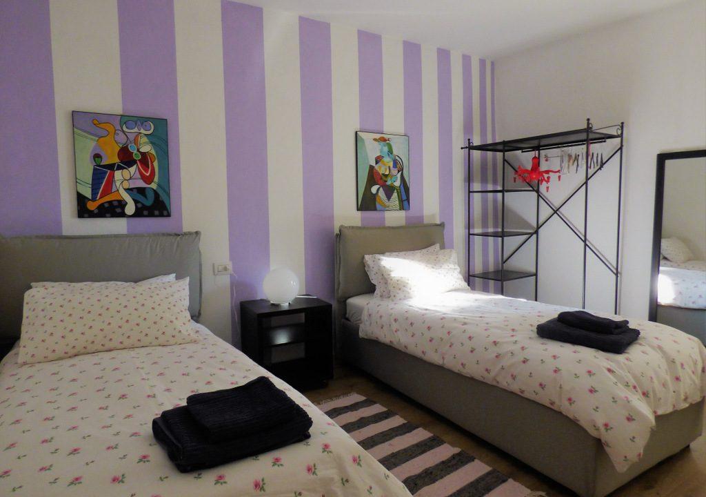 Camera da letto - Lago di Como