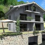 Villa Indipendente Sorico Lago Como soleggiata