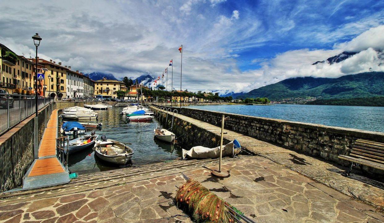 Lago Como Domaso Edificio con Attività Commerciale Avviata - domaso