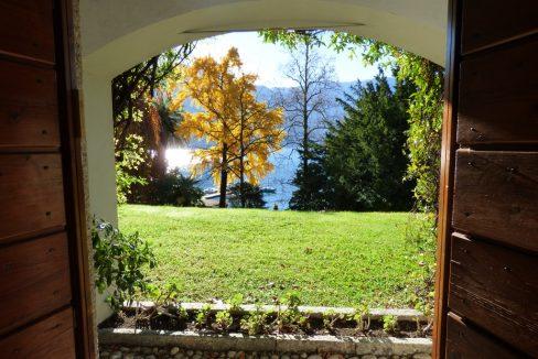 Lago Como Tremezzo - vista lago