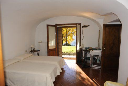 Lago Como Tremezzo - camera da letto