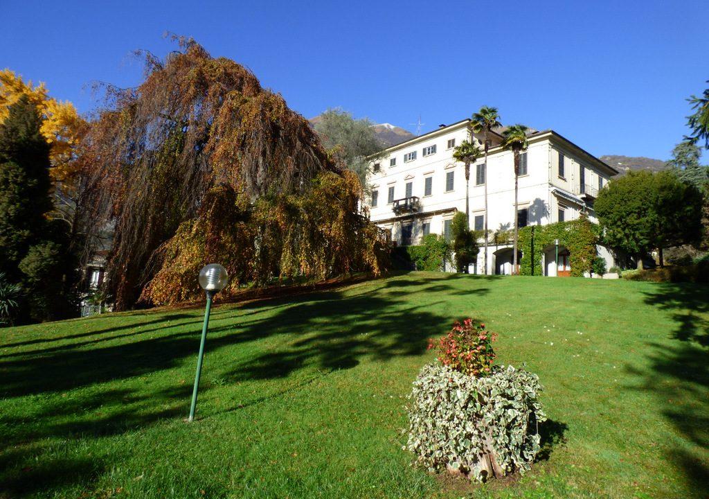 Lago Como Tremezzo - Parco