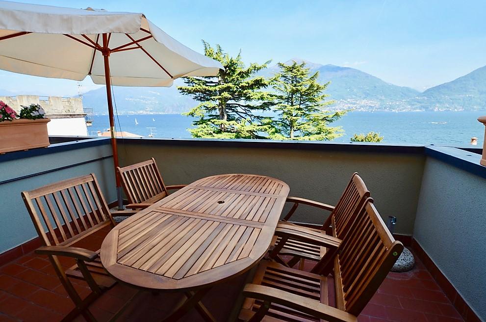 Appartamenti Fronte Lago con terrazzo San Siro