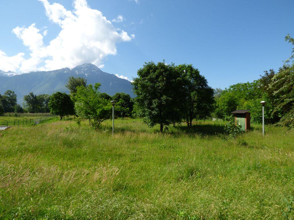 Lago Como Sorico Terreno Camping