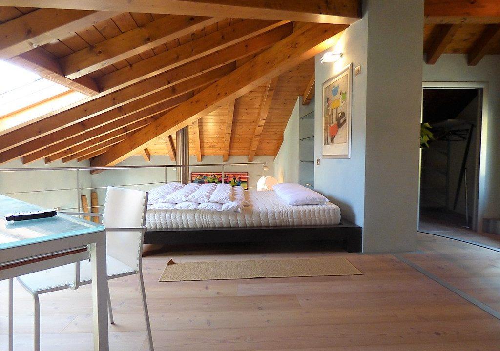 Appartamento Moderno - camera da letto
