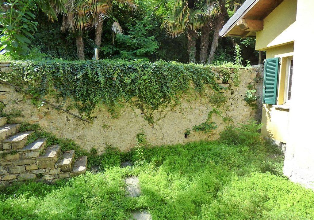 Appartamento Moderno Tremezzina - giardino
