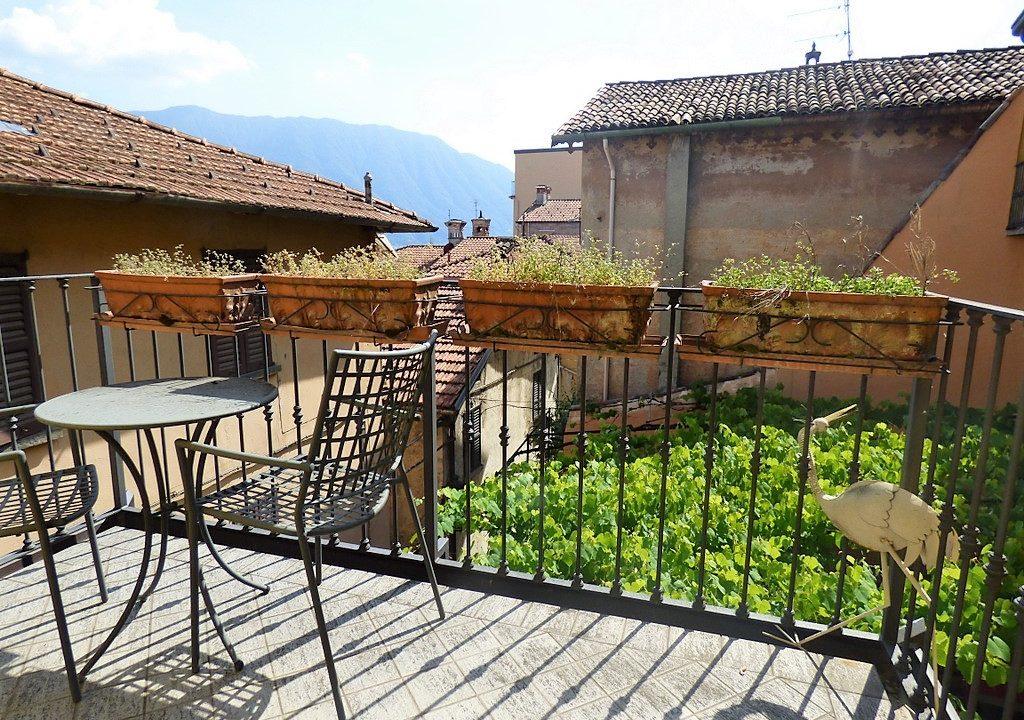 Appartamento Moderno Tremezzina - balcone