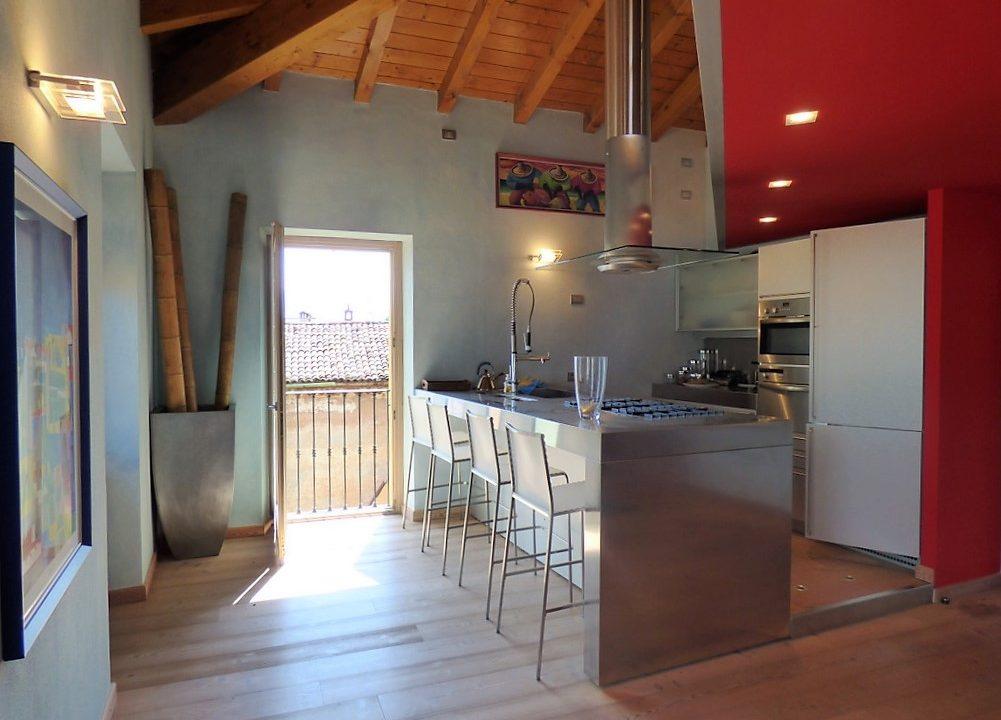 Appartamento Moderno Tremezzina - cucina