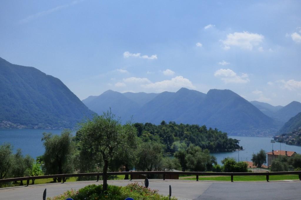 Casa Tremezzina vista lago como con giardino