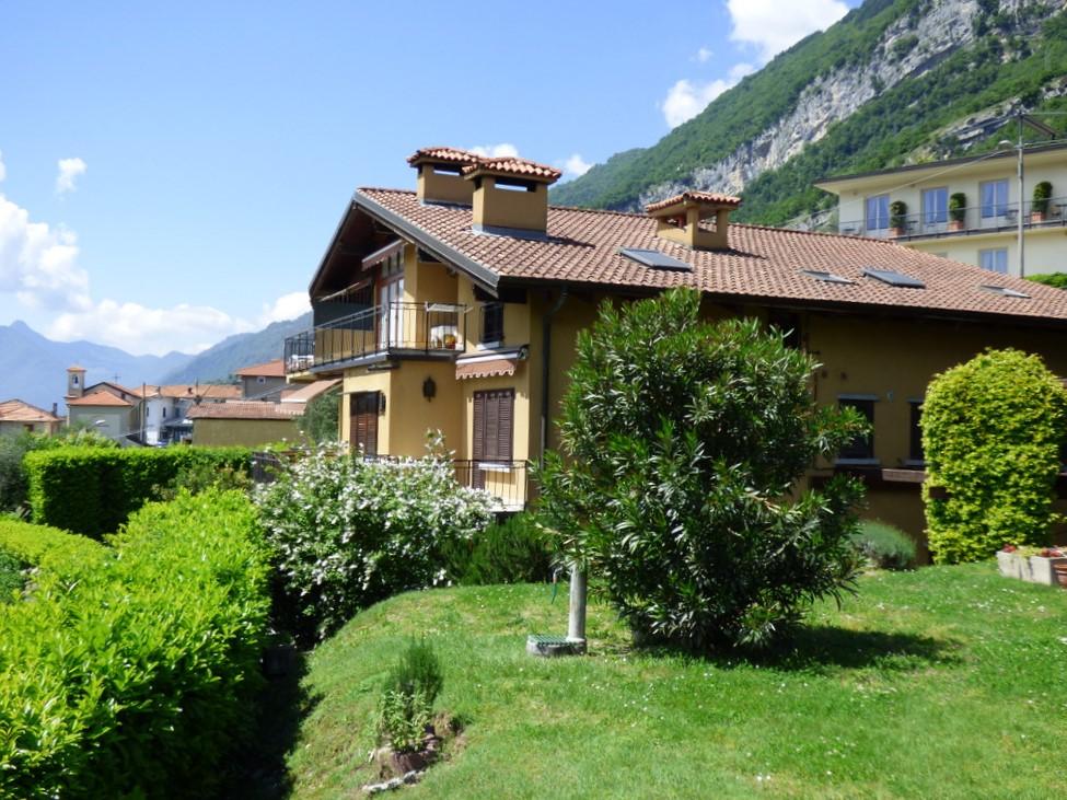 Appartamento Tremezzo con Piscina campo da tennis e vista lago